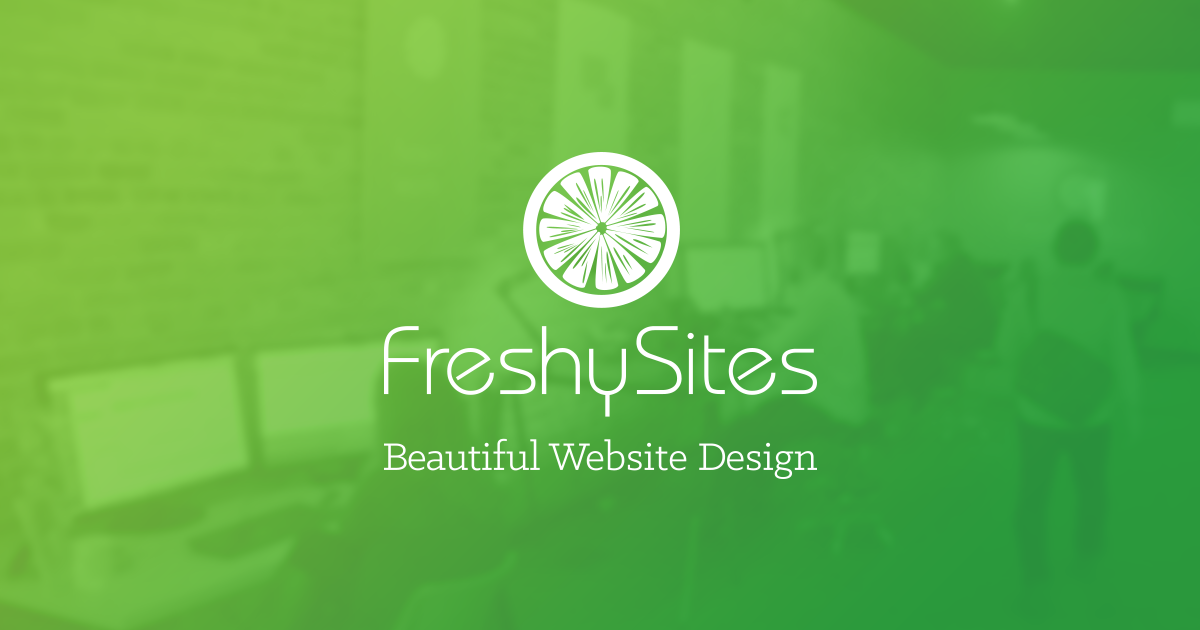 FreshySites - Beautiful Website Design