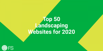 Top 50 Landscaping Websites for 2020